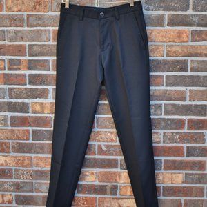 Haggar H26 Black Dress Pants 28x30